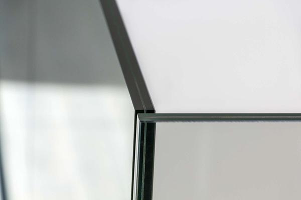 finition du verre sur mesure
