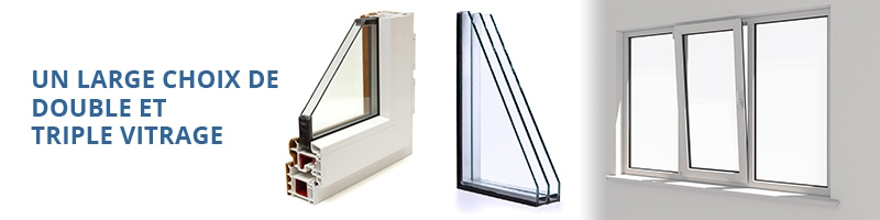Double Vitrage Sur Mesure Pour Isolation Fenêtre